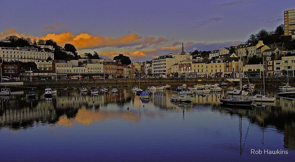 Torquay Harbour by Rob Hawkins