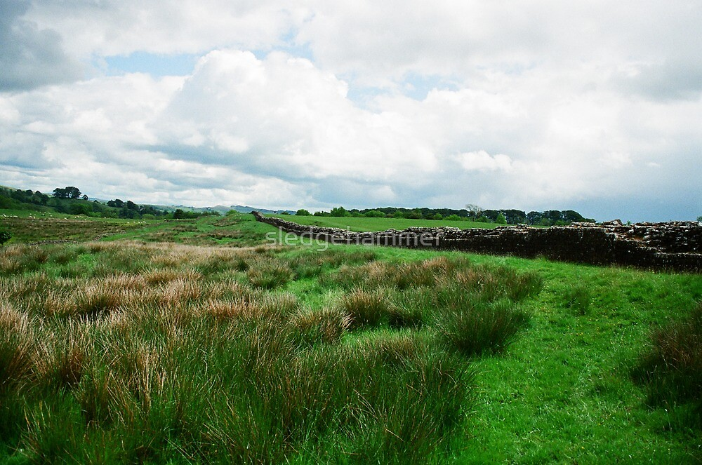 Hadrian's Wall by sledgehammer