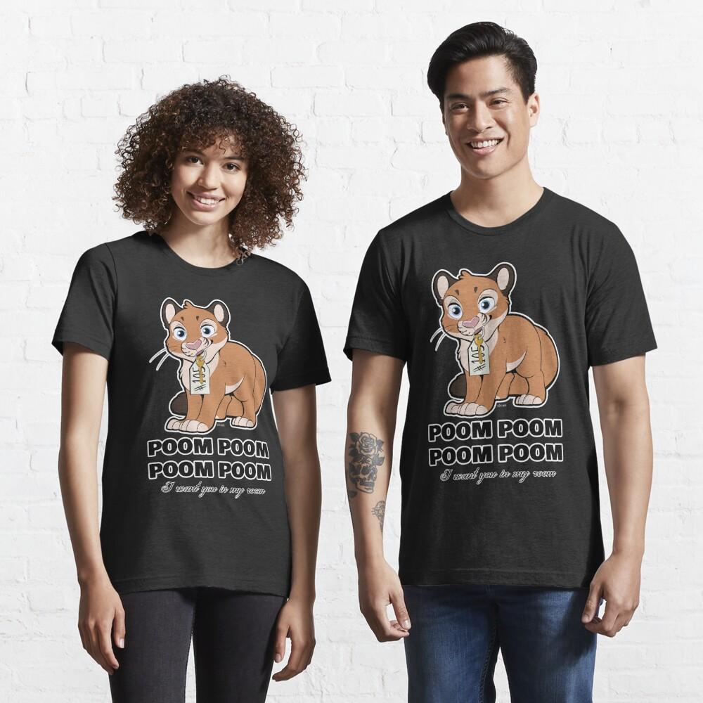 Poom Poom Poom Poom Essential T-Shirt