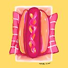 Hot Dog by Tuyetnhi P.