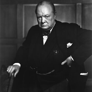 Sir Winston Churchill von truthtopower
