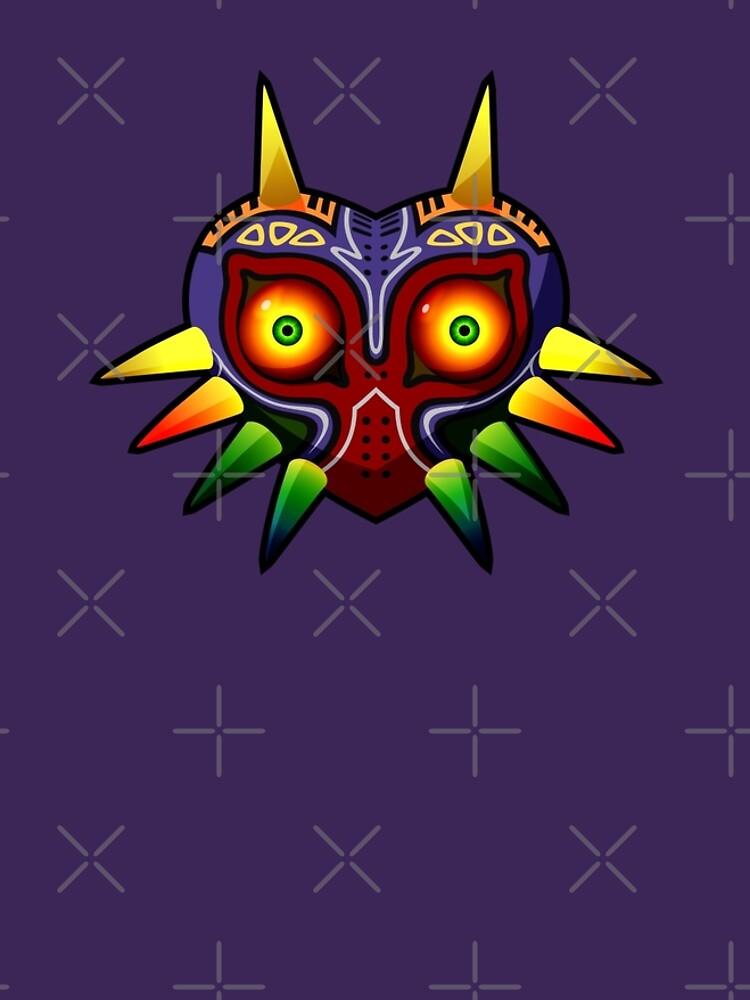 máscara de Majora de turpinator