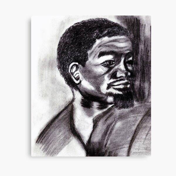 MAN OF DIGNITY Canvas Print
