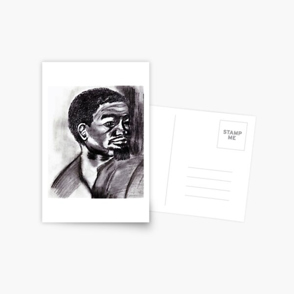 MAN OF DIGNITY Postcard