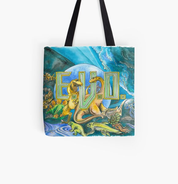 EVO Search for Eden All Over Print Tote Bag