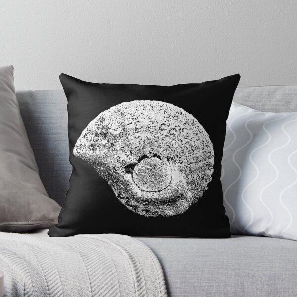 The Ammonite Throw Pillow