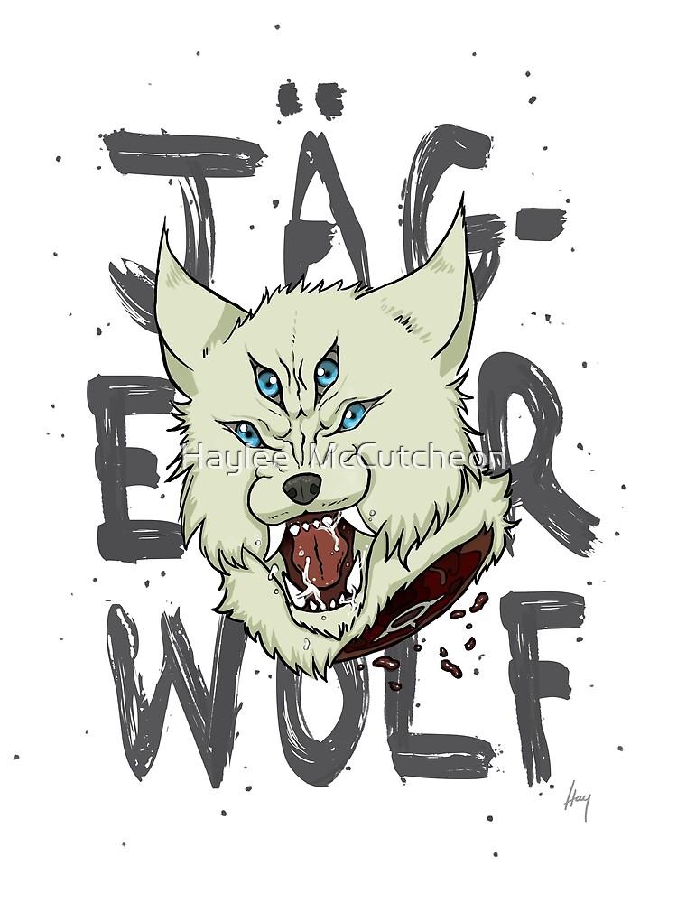 Jager Wolf  by Haylee  McCutcheon
