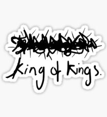 King Of Kings - Faith Lift Sticker