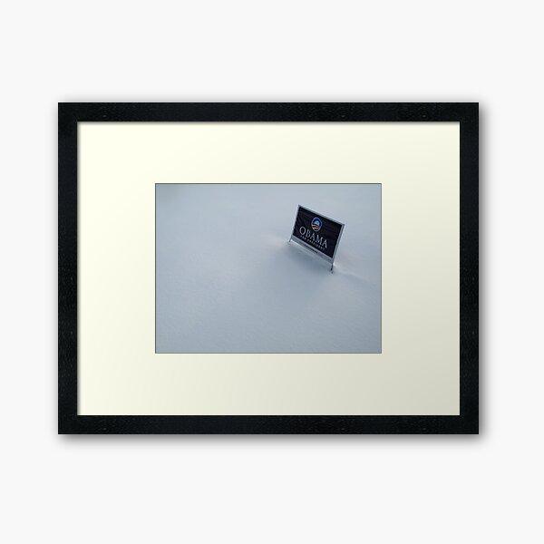 March 5, 2008 Framed Art Print