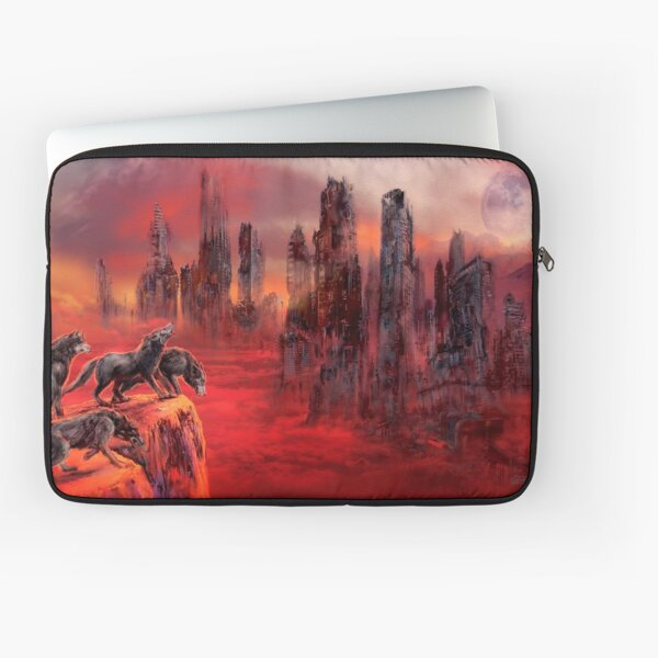 Wolves of Future Passed Laptop Sleeve