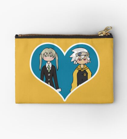 Maka and Soul - shipping dolls Zipper Pouch