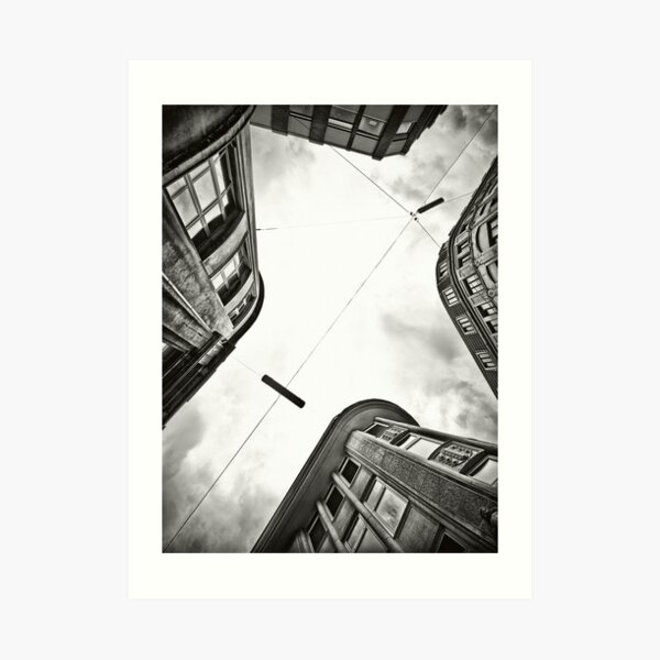 Corners | 02 Art Print