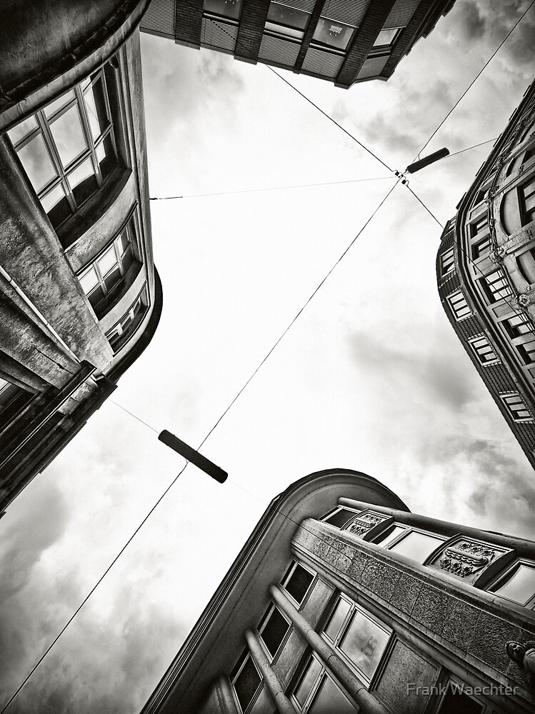Corners | 02 by Frank Waechter