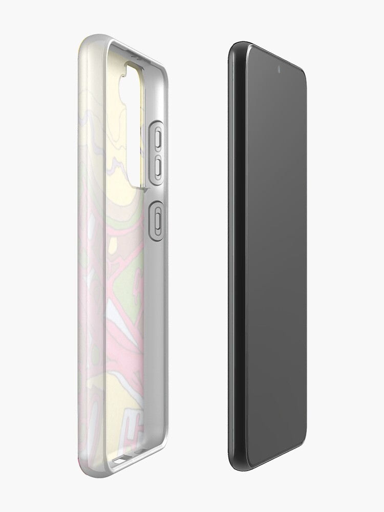 Alternate view of Rouge Hill, Toronto Case & Skin for Samsung Galaxy