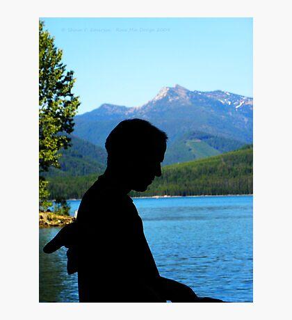 Montana Life Photographic Print