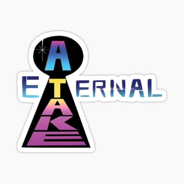 Eternal Atake  Sticker
