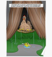 Poultry Piracy Poster