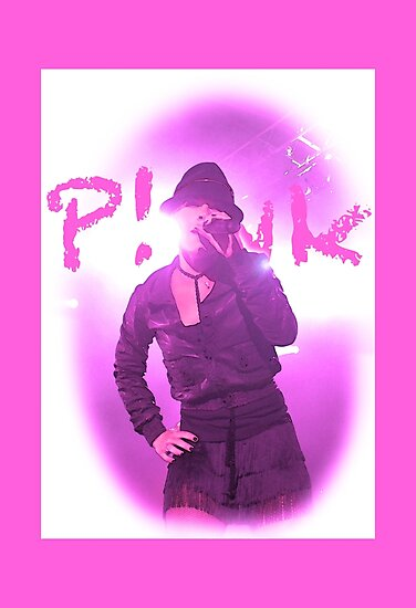 Pink by e j carr
