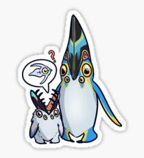 Pengwing Sticker Sticker