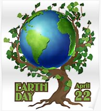 Earth Day 2 Poster