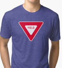 Yield Tri-blend T-Shirt