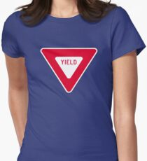 Yield Women's Fitted T-Shirt
