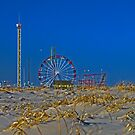 Fun is Just Past the Dunes! by Paul Gitto