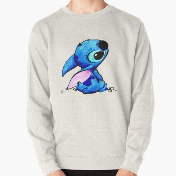 Sitting Stitch Pullover Sweatshirt