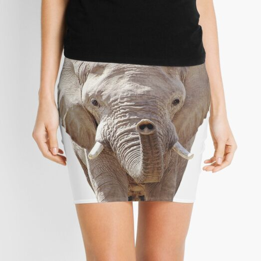 Elephant  Mini Skirt