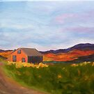 Home In New Hampshire  by Joni Philbin