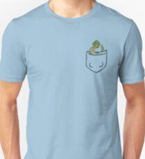 Puking Pocket Pepe Unisex T-Shirt