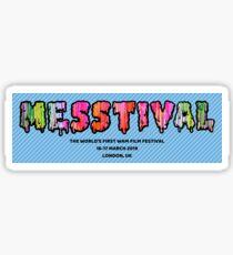 Messtival Logo 2 Sticker