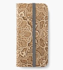 Wood pattern for handphones casing iPhone Wallet/Case/Skin