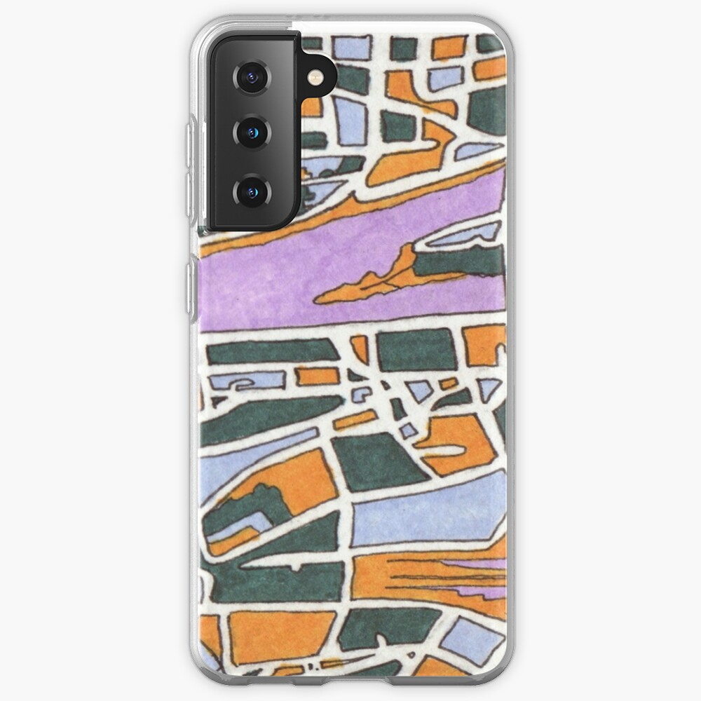 Prague Republky Case & Skin for Samsung Galaxy