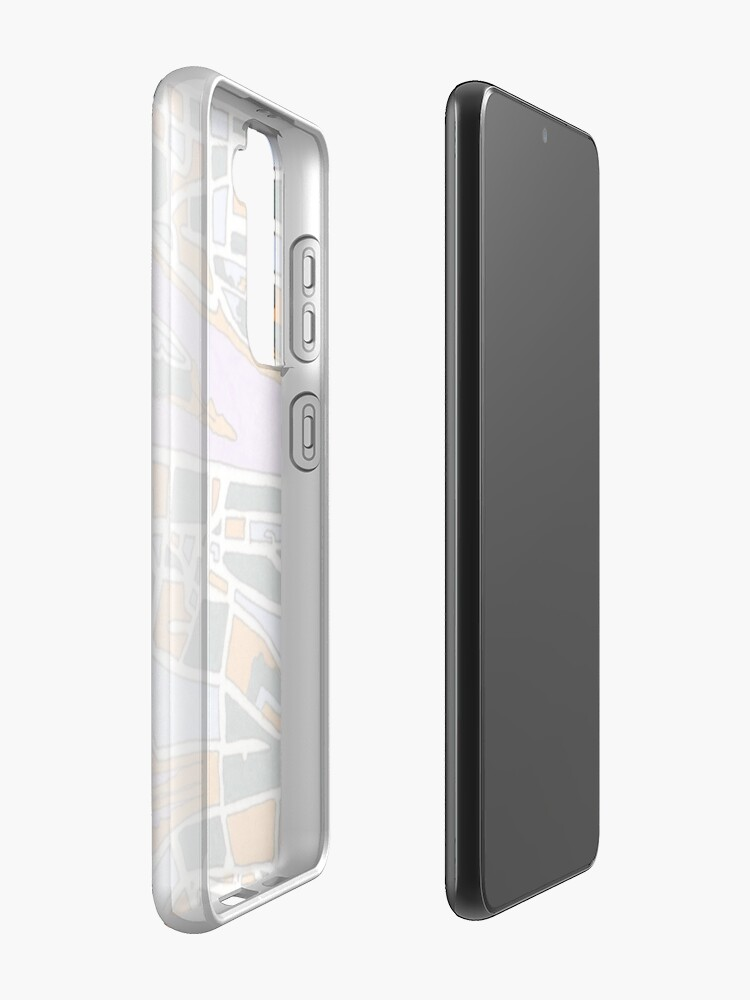 Alternate view of Prague Republky Case & Skin for Samsung Galaxy