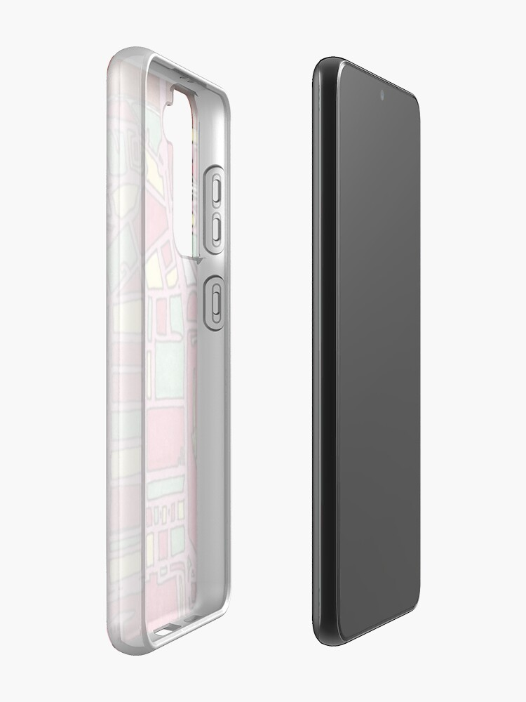 Alternate view of Vitavska, Prague Case & Skin for Samsung Galaxy