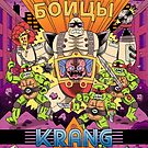 KRANG PIZZA by jackteagle