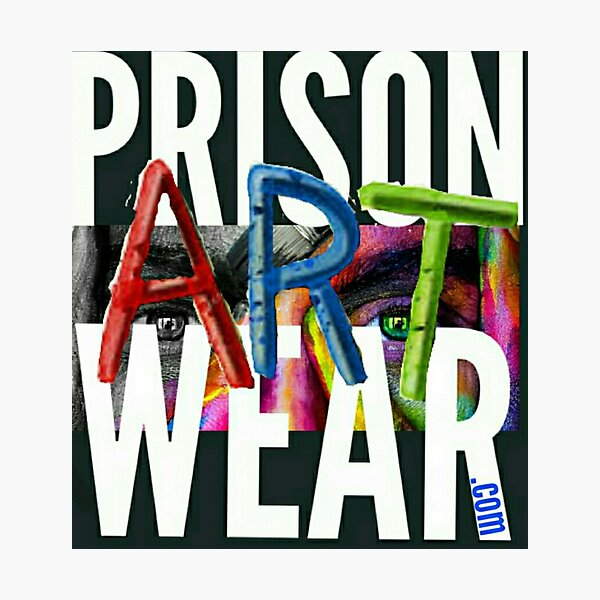 No matter how it's spelled, PrisonArtWare.com delivers! Photographic Print