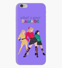 What's Your Damage? - Heathers the Musical iPhone Case