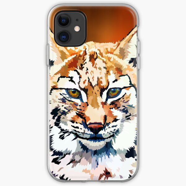 Lynx iPhone Soft Case