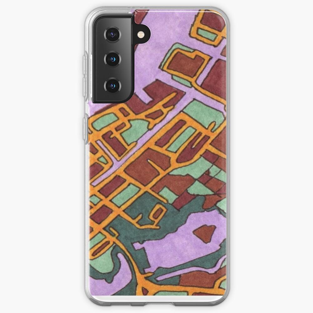 Copenhagen, Denmark Case & Skin for Samsung Galaxy