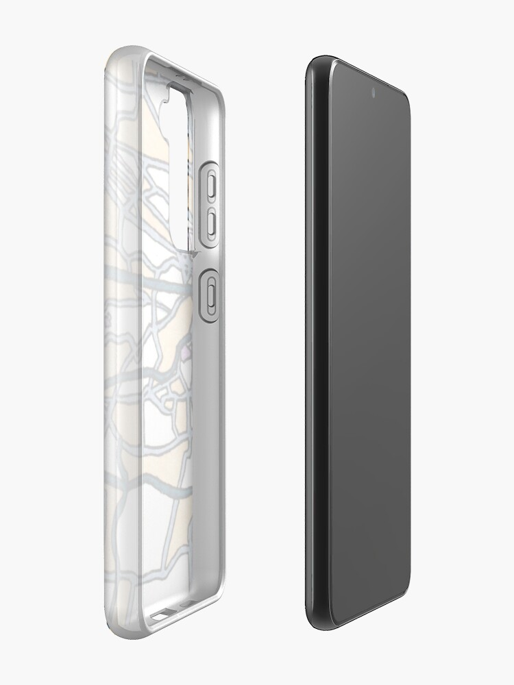 Alternate view of Johannesburg, South Africa Case & Skin for Samsung Galaxy