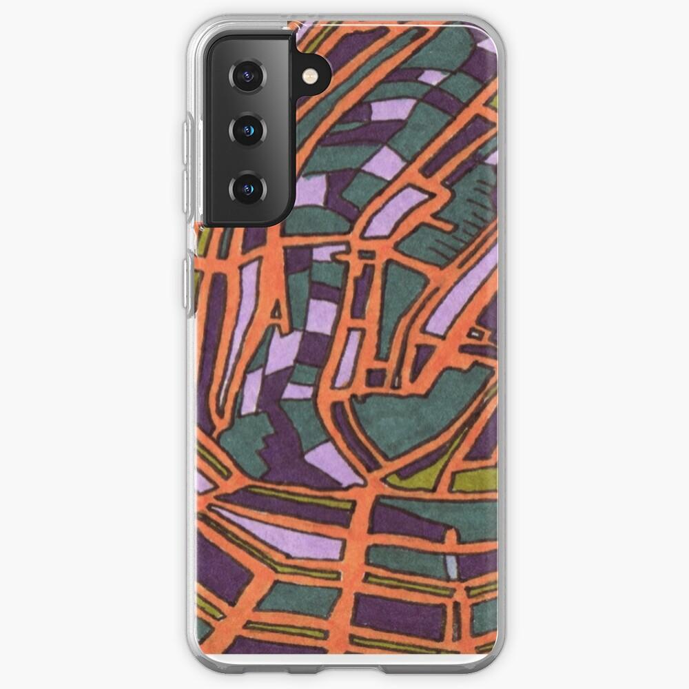 Amsterdam, The Netherlands Case & Skin for Samsung Galaxy