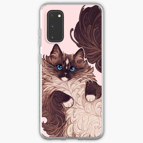 Ragdoll cat Samsung Galaxy Soft Case