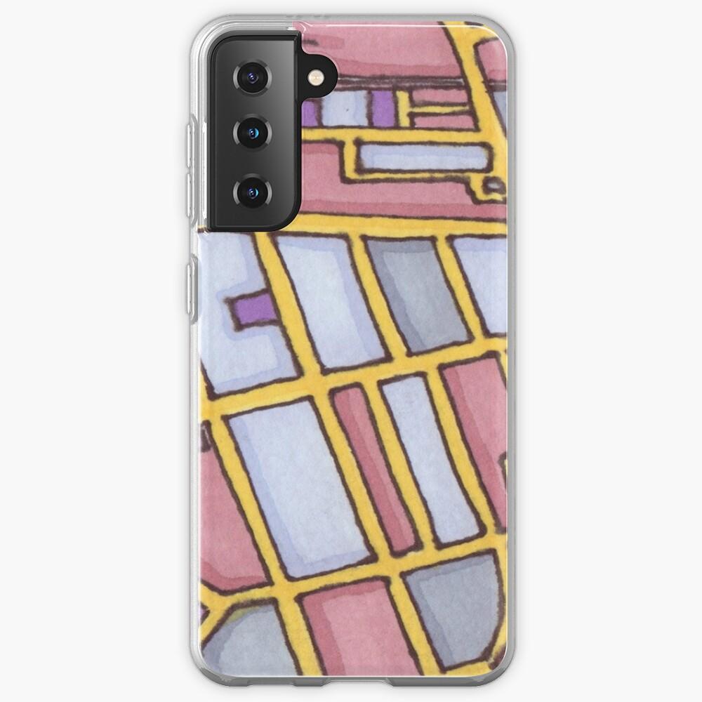 Toronto Junction Case & Skin for Samsung Galaxy