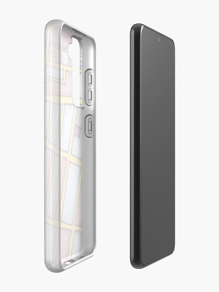 Alternate view of Toronto Junction Case & Skin for Samsung Galaxy