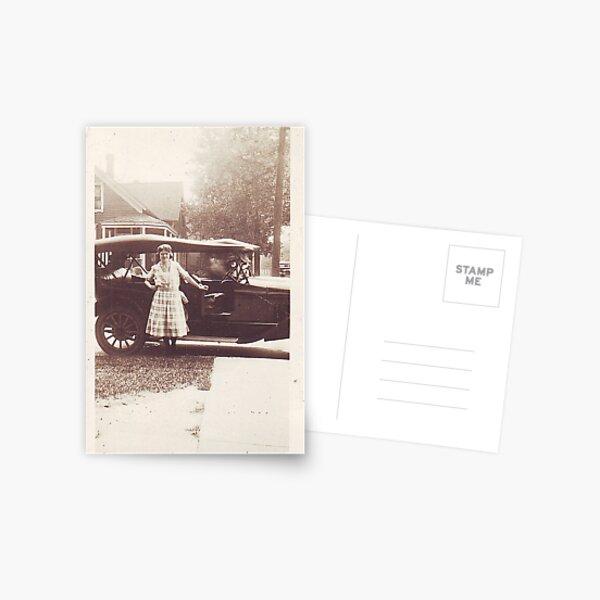 can I Drive Postcard
