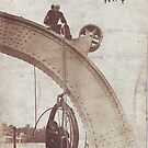 John Reyst and his Mate ! 1900's by cdcantrell
