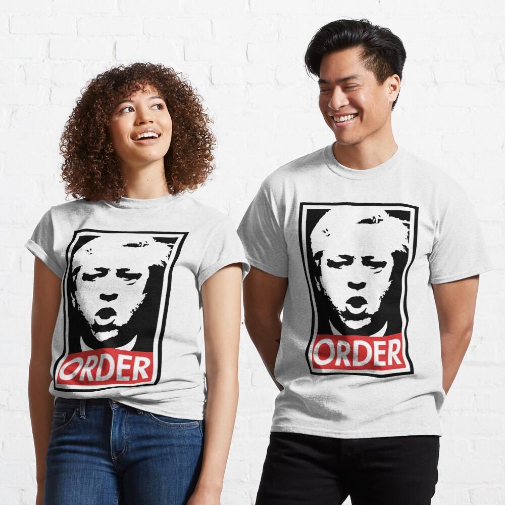 John Bercow Order Classic T-Shirt