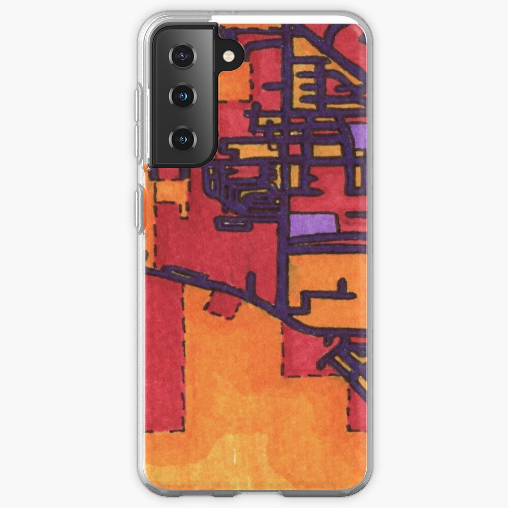 Moab, Utah Case & Skin for Samsung Galaxy